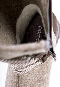 Pomar - SAANA GORE-TEX - Snowboots  - beige - 7