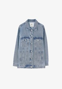 PULL&BEAR - Denim jacket - dark blue - 6