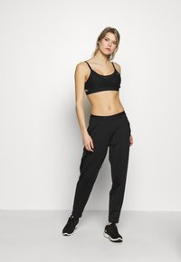 Nike Performance - INDY BRA - Sport BH - black - 1