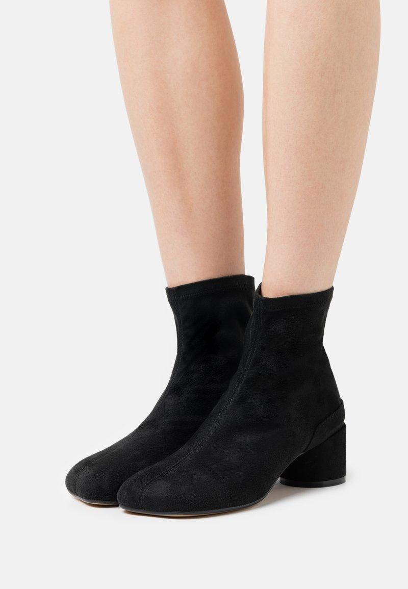 MM6 Maison Margiela - Classic ankle boots - black