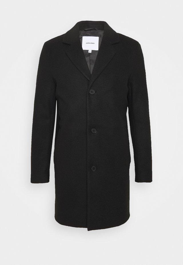 JJLIAM - Zimní kabát - black