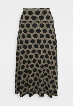 SABA SKIRT - A-line skirt - black