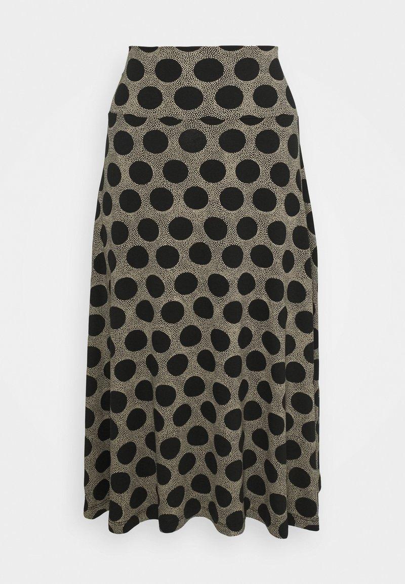 Masai - SABA SKIRT - A-line skirt - black