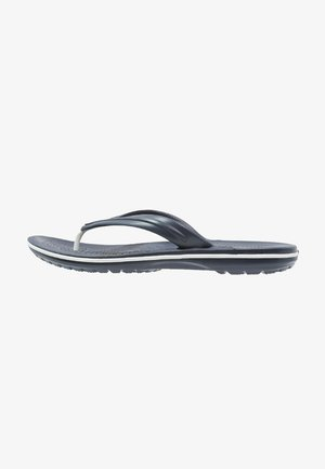 CROCBAND FLIP UNISEX - Pool shoes - navy