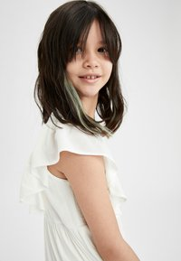 DeFacto - Day dress - white - 3