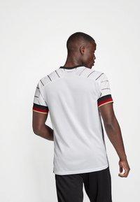 adidas Performance - DEUTSCHLAND DFB HEIMTRIKOT JERSEY SHIRT - Club wear - white/black - 2