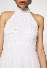 Dorothy Perkins - BRIDAL HARRI EMBELLISHED HALTER MAXI DRESS - Occasion wear - ivory - 6
