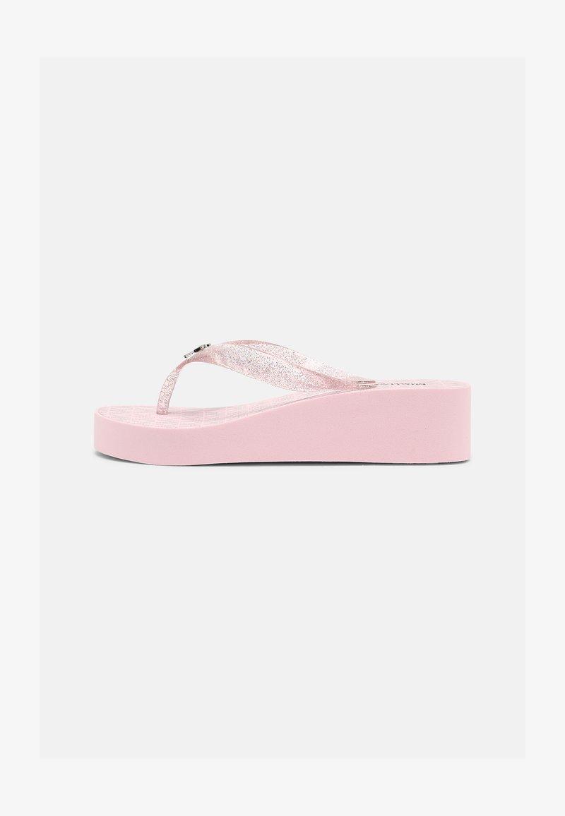 MICHAEL Michael Kors - GAGE KILEY - T-bar sandals - rose gold
