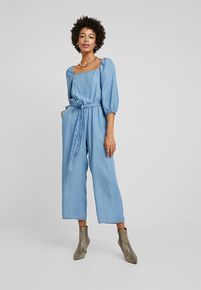 VINCA JUMPSUIT - Jumpsuit - blue denim