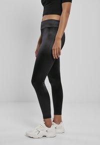 Urban Classics - Leggings - Trousers - black - 3