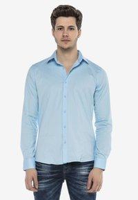 Cipo & Baxx - HECTOR - Formal shirt - blau - 0