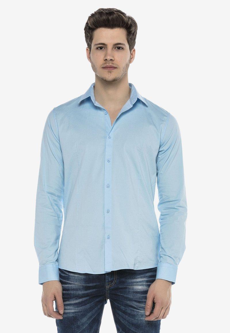 Cipo & Baxx - HECTOR - Formal shirt - blau