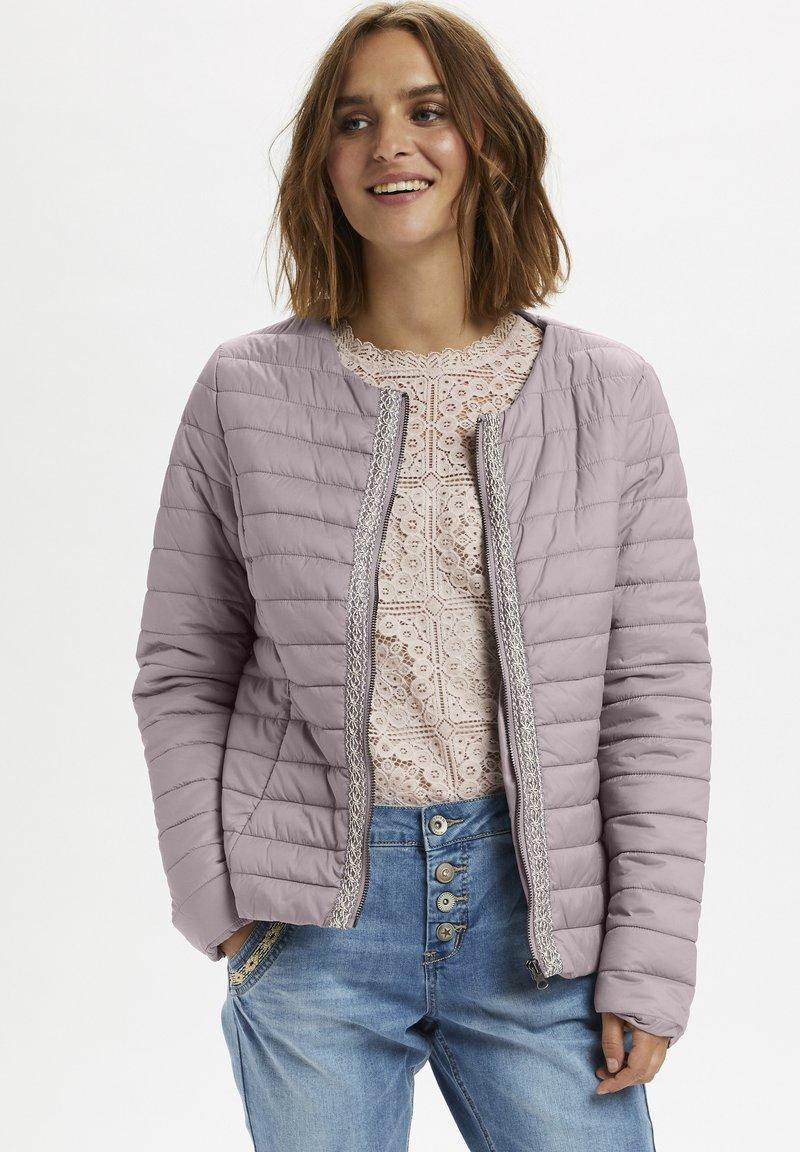 Cream - CREAM  - Light jacket - light pink