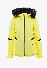 Ziener - TOYAH LADY - Ski jas - yellow power - 10