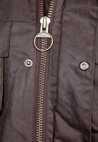 Barbour - CORBRIDGE - Summer jacket - rustic - 3