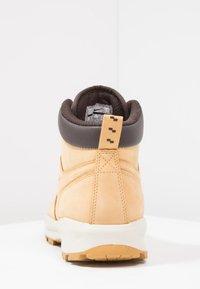 Nike Sportswear - MANOA - Lace-up ankle boots - beige / marron - 3