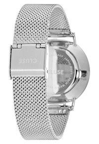 Cluse - MINUIT - Montre - silver-coloured/white - 2