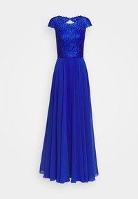 Vestido de fiesta - royal