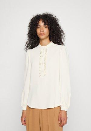 Blouse - antique white