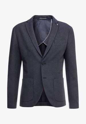 SLHSLIM IKEN BLAZER - Blazer jacket - dark navy