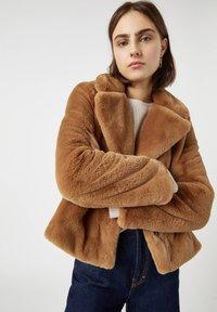 PULL&BEAR - Winter jacket - brown - 4