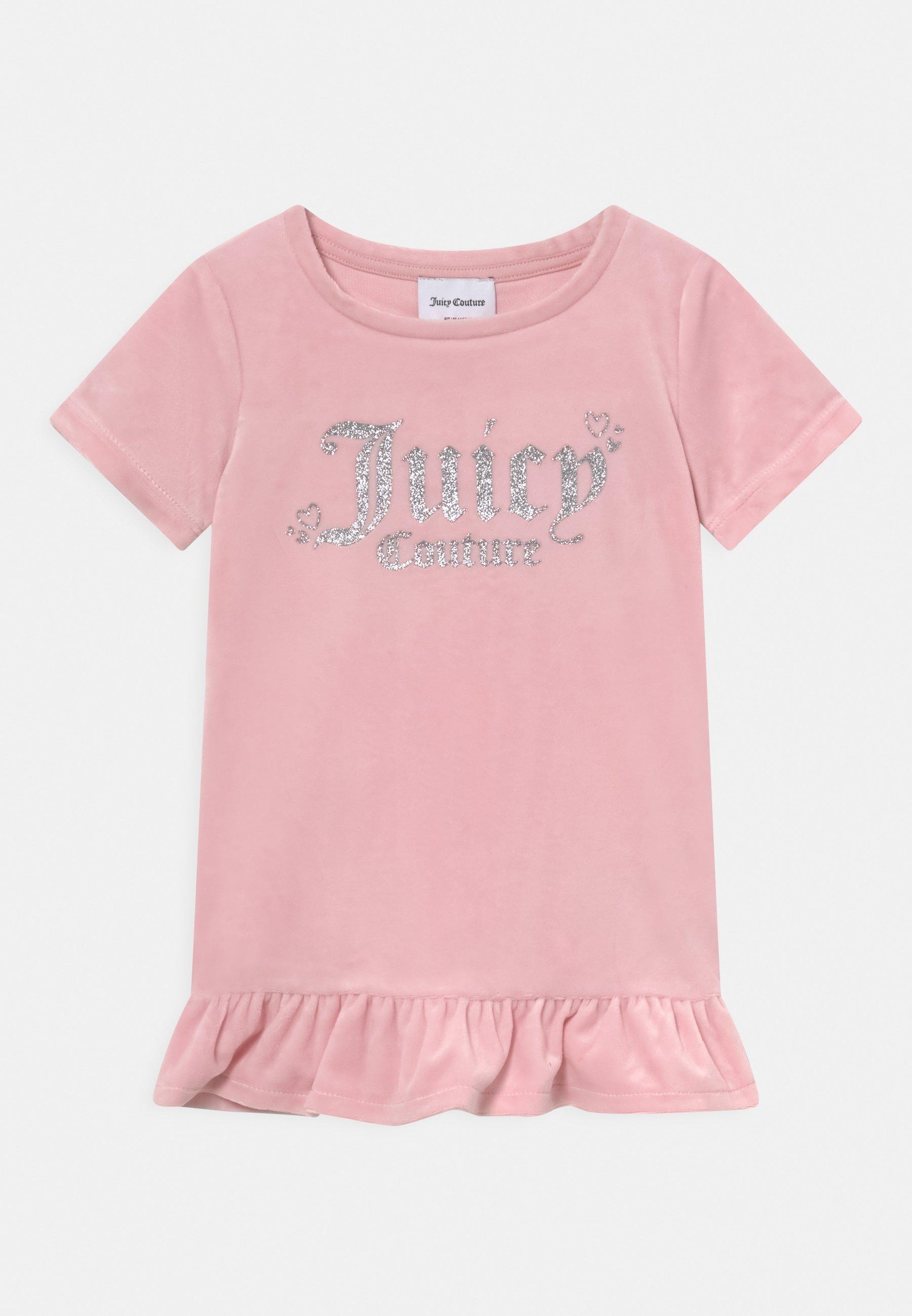 Bambini BABY HEART ONE FRILL - Vestito di maglina