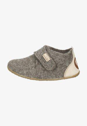 Zapatos con cierre adhesivo - natur braun