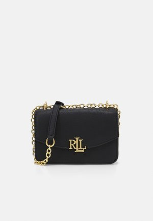 CLASSIC PEBBLE MADISON  - Borsa a tracolla - black