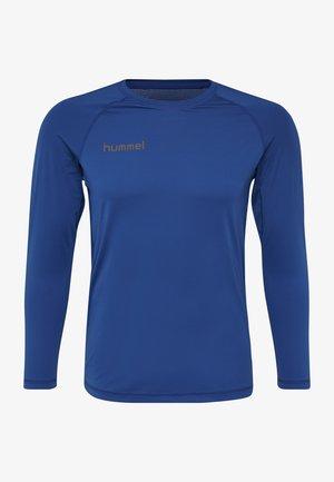FIRST PERFORMANCE  - Sports shirt - true blue