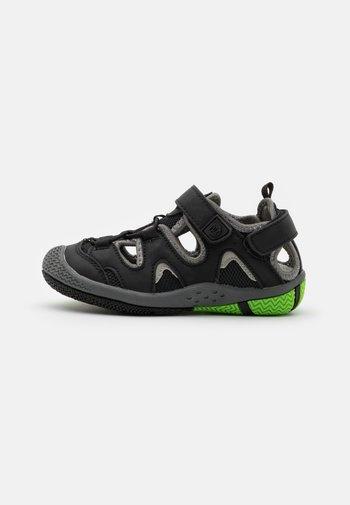 HAIK UNISEX - Walking sandals - black