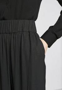 By Malene Birger - CODIA - Pantalon classique - black - 5