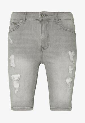SPRAY ON - Jeansshort - grey