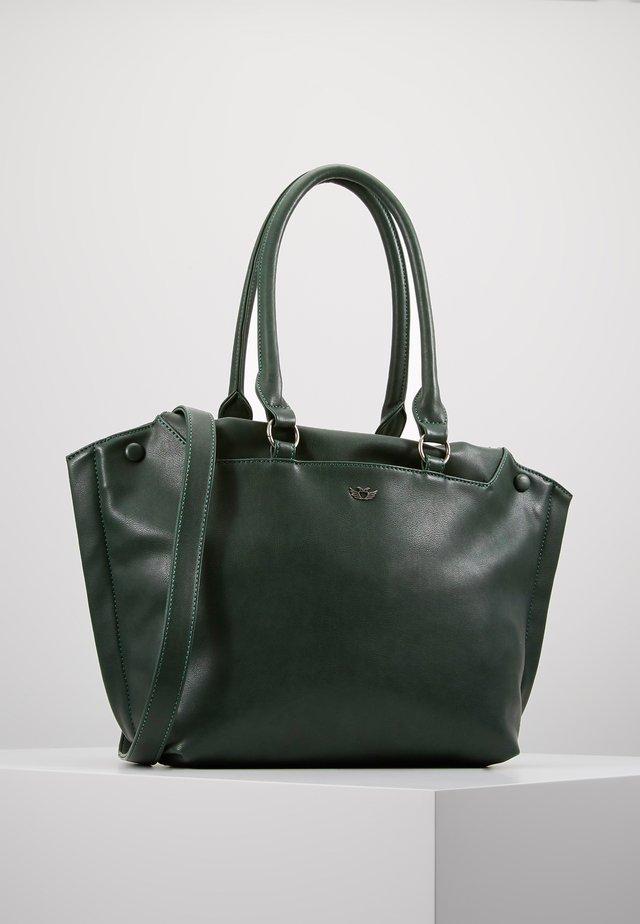 JIL PHILO - Tote bag - dark green