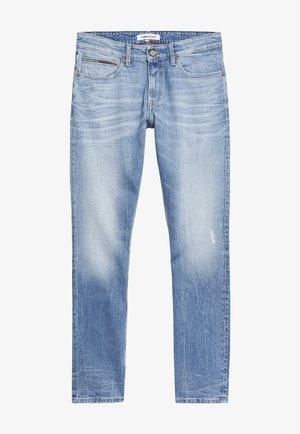 Straight leg jeans - marlon six year com