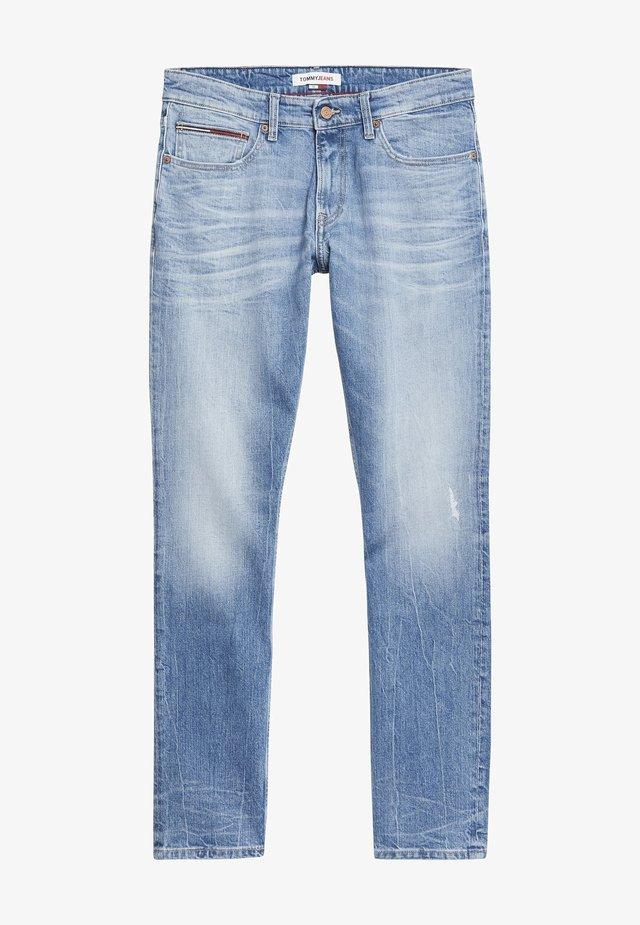 Jeans Straight Leg - marlon six year com