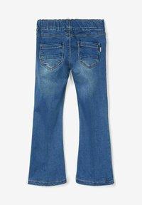Name it - Jeans Bootcut - medium blue denim - 1