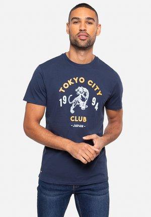 3ER PACK - Basic T-shirt - multi
