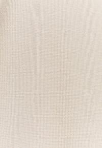 TOM TAILOR DENIM - TURTLE NECK - Long sleeved top - soft creme beige - 2