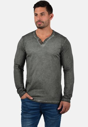 TINOX - Long sleeved top - dark grey