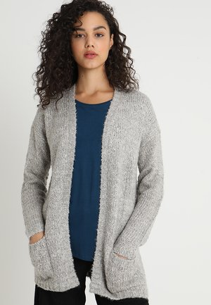 JDYDELIGHT - Kardigan - light grey melange