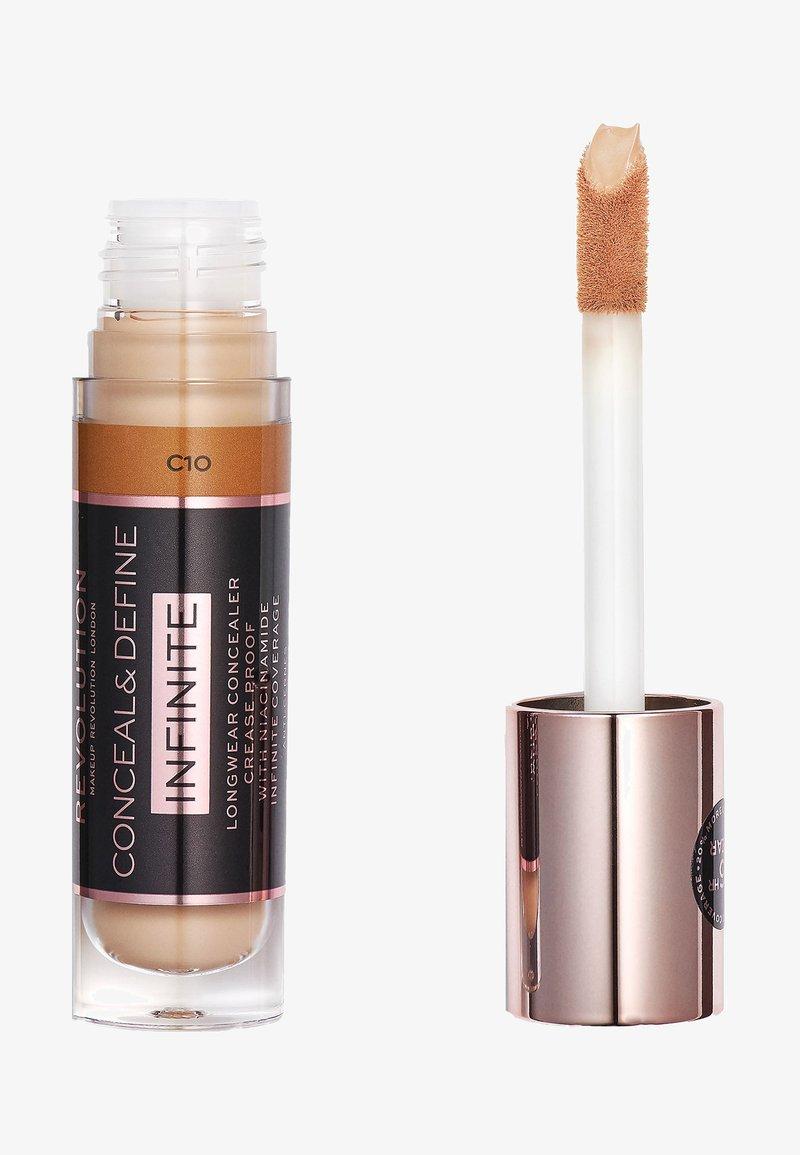 Make up Revolution - INFINITE XL CONCEALER - Concealer - c10