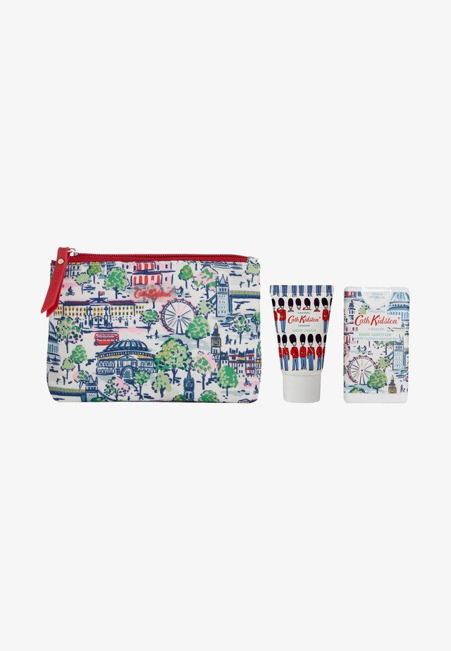 LONDON COSMETIC POUCH - Set pour le bain et le corps - -