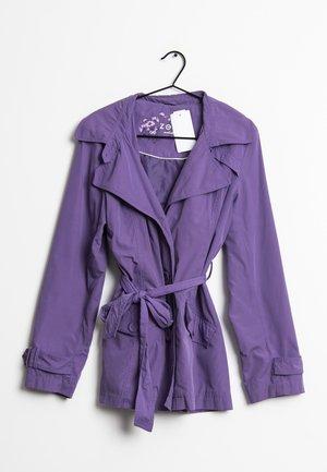 Trenchcoat - purple