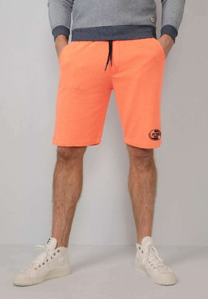 Shorts - fiery coral