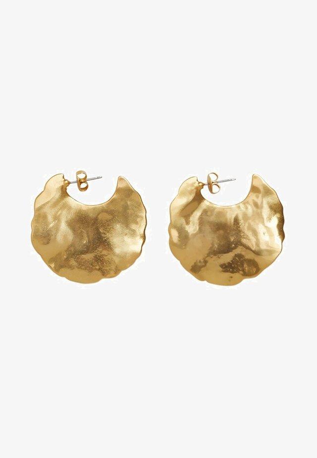 CLAUDIA - Boucles d'oreilles - gold