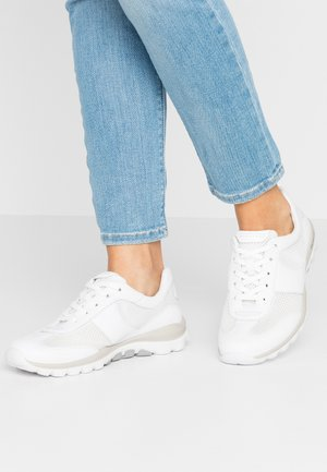 ROLLING SOFT - Sneaker low - weiß