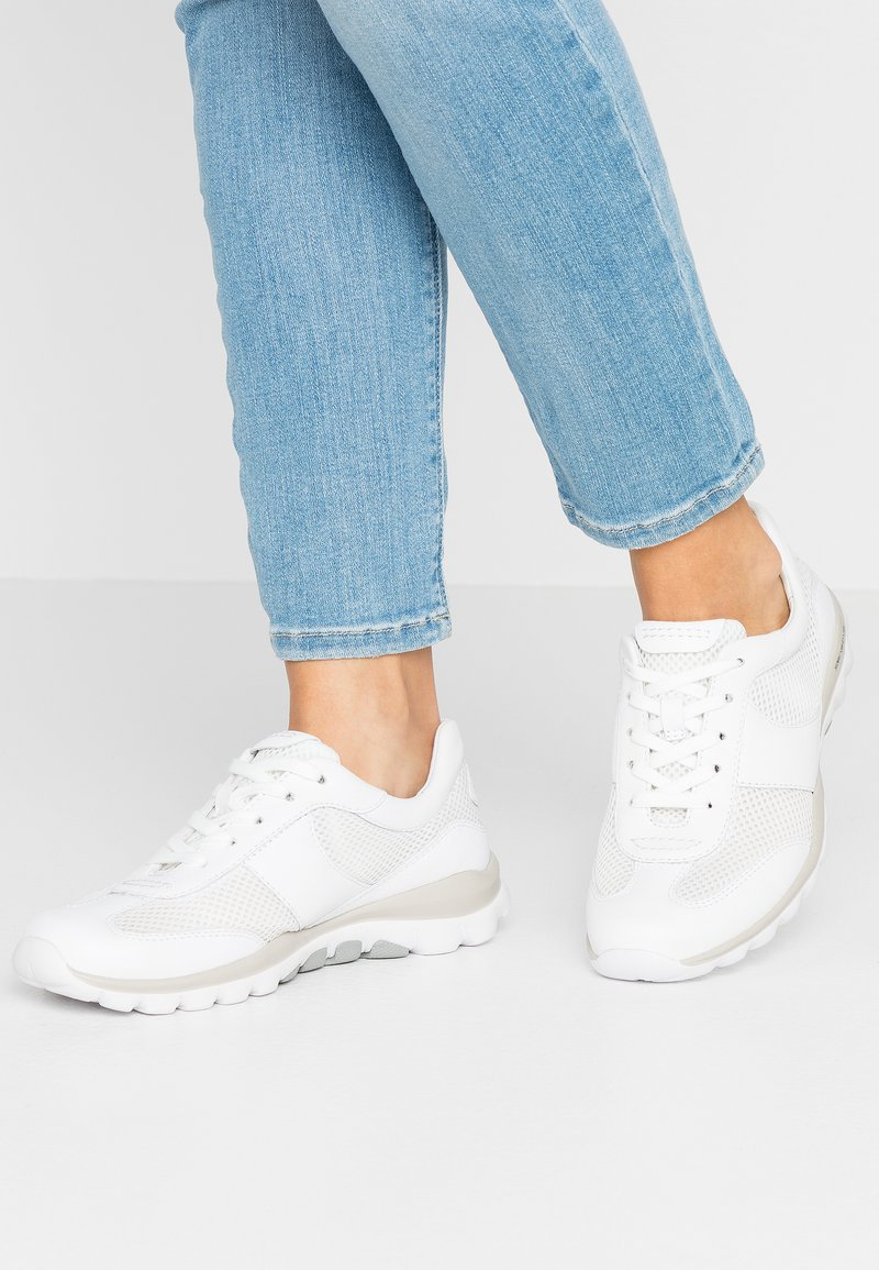 Gabor Comfort - ROLLING SOFT - Sneakersy niskie - weiß