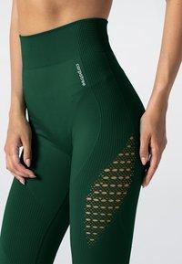 carpatree - Legging - dark green - 3