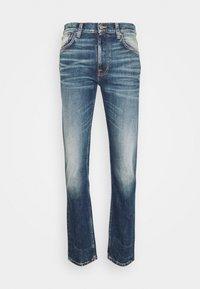 Nudie Jeans - LEAN DEAN - Jeans slim fit - blue moon - 5