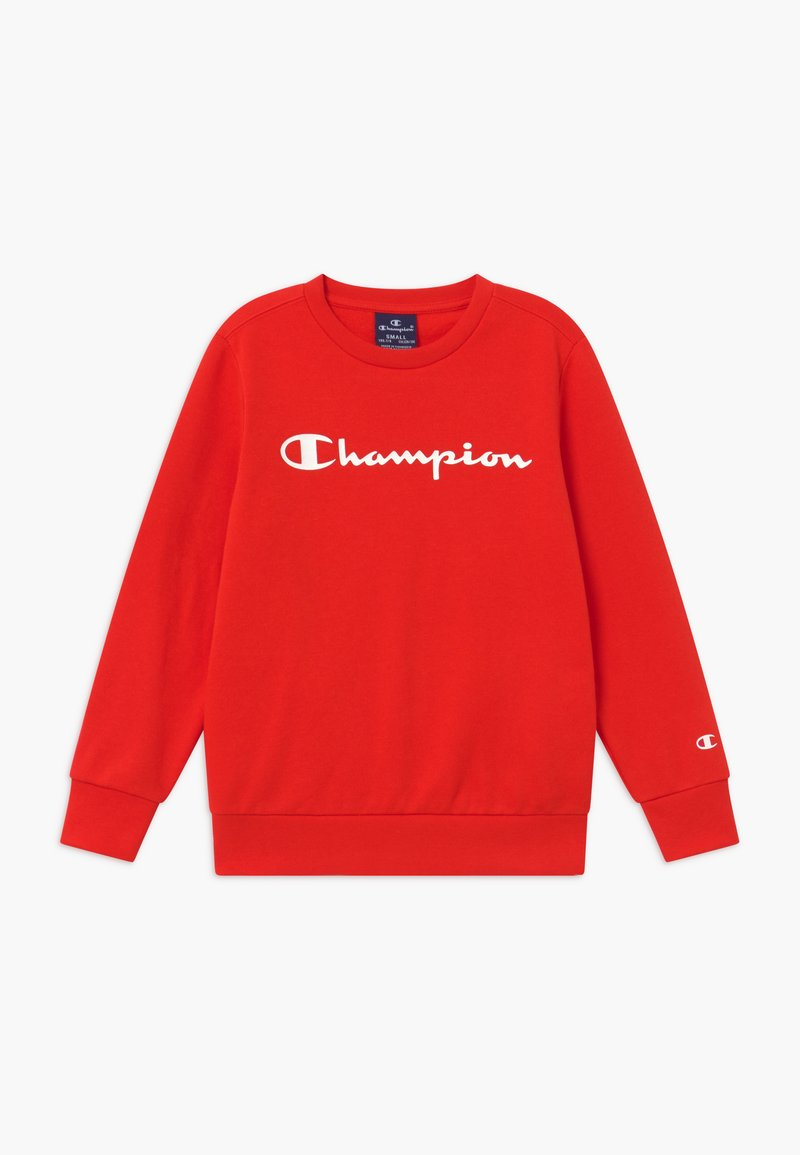 Champion - LEGACY AMERICAN CLASSICS CREWNECK  - Sweater - red